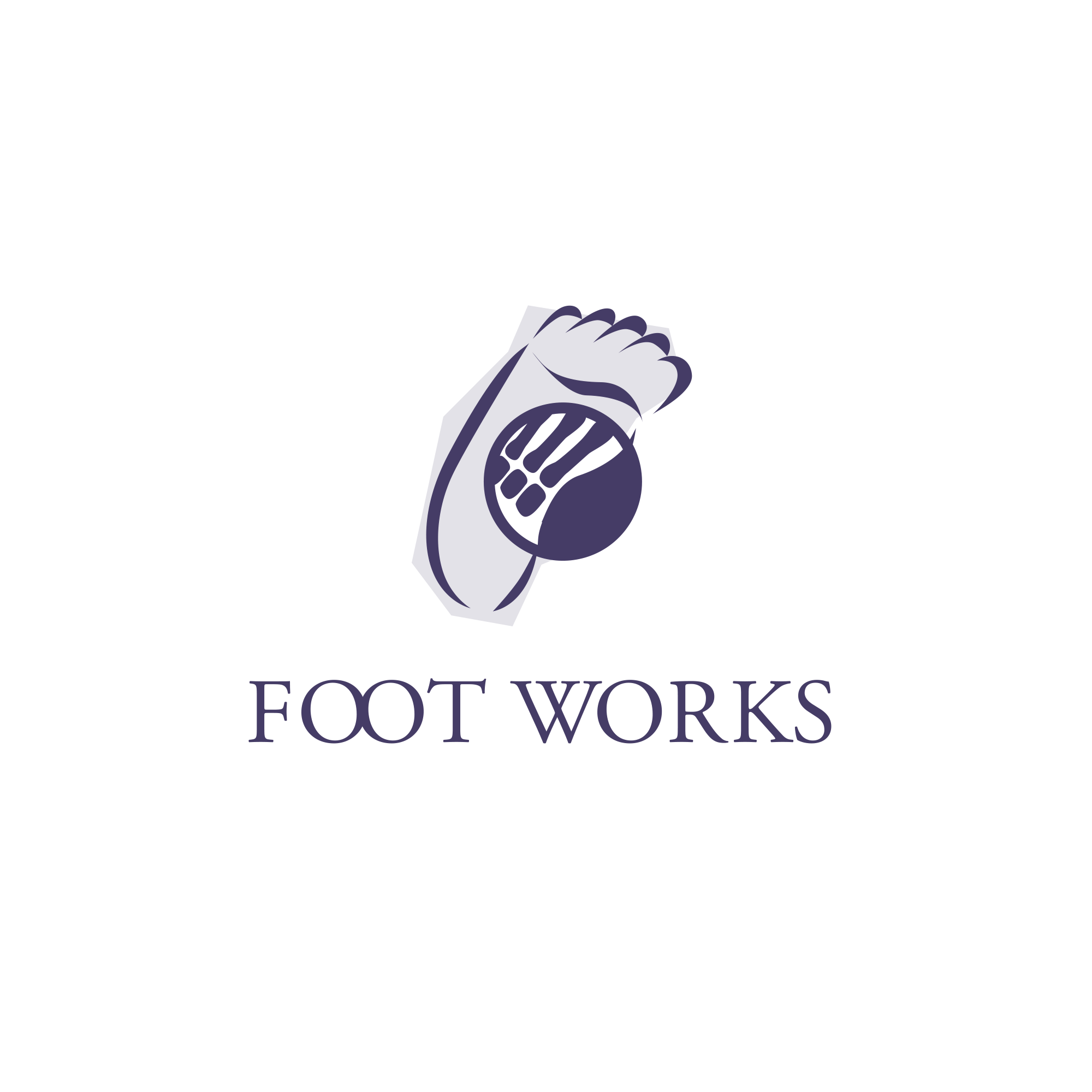 DSC Identity -  Foot Works Pedorthic Services