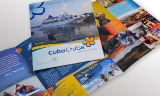 Cuba Cruise - Branded samples